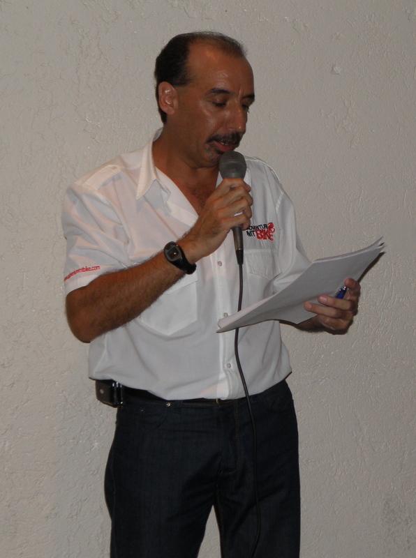 Lusi Toledo presentador