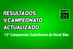 Campeonato Santafesino 2016 / Actualizado
