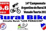 Resultados Campeonato Argentino de Rural Bike 2017