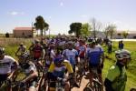 La carrera en Campo Piaggio con doble asistencia