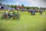 Excelente asistencia en la primera fecha del rural bike en San Justo