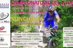 Comienzo del campeonato XC en Sunchales