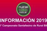 Clasificación Campeonato Rural Bike Santafesino - 3 Fechas