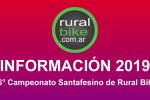 Campeonato Rural Bike actualizado 5 fechas