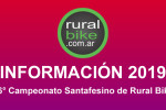 Campeonato Rural bike actualizado - 10 Fechas