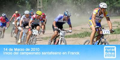 Rural bike en Franck